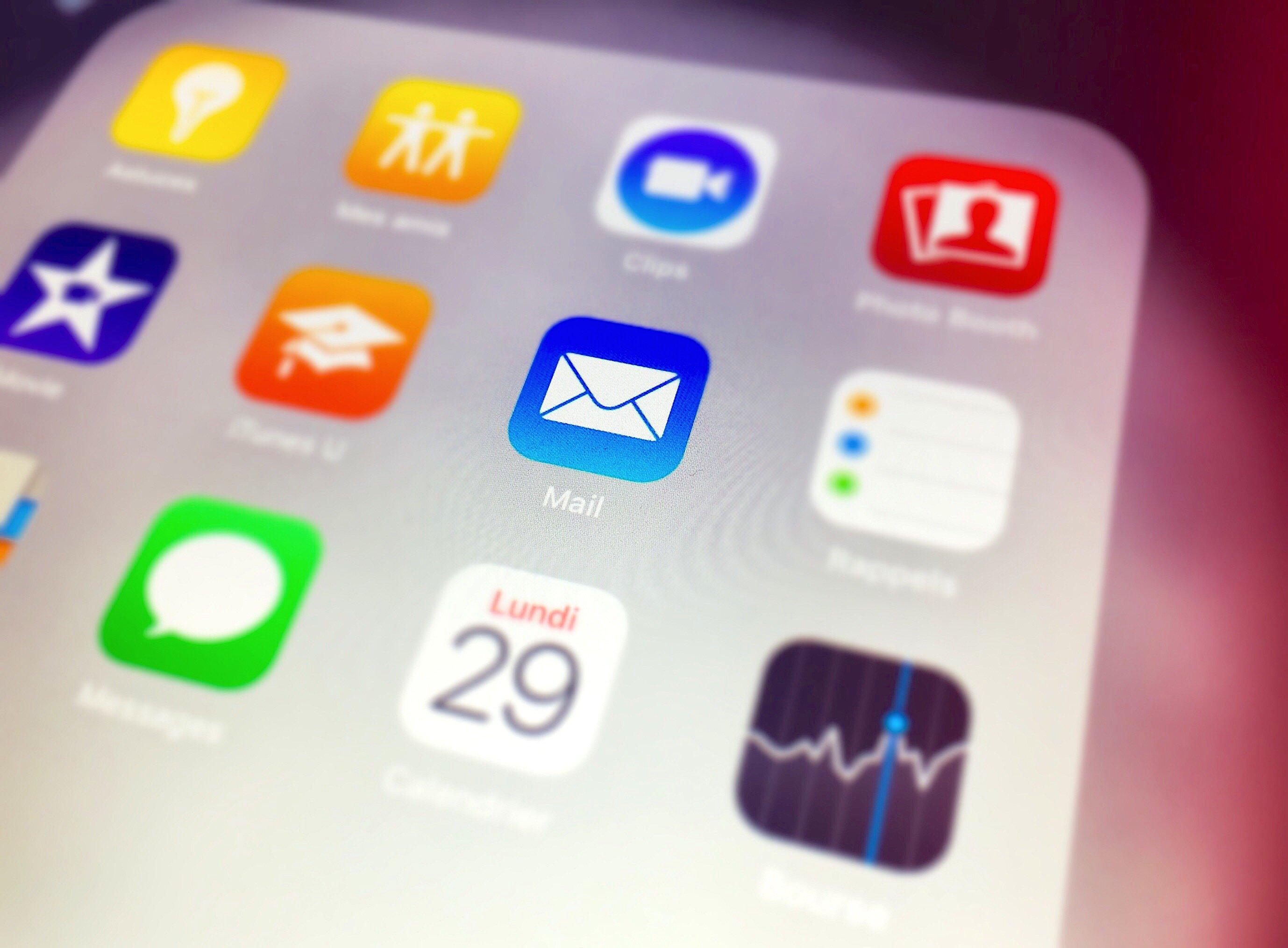 Pratique iOS : choisir d'archiver ou de supprimer les mails sur iPhone ou iPad - Màj 1
