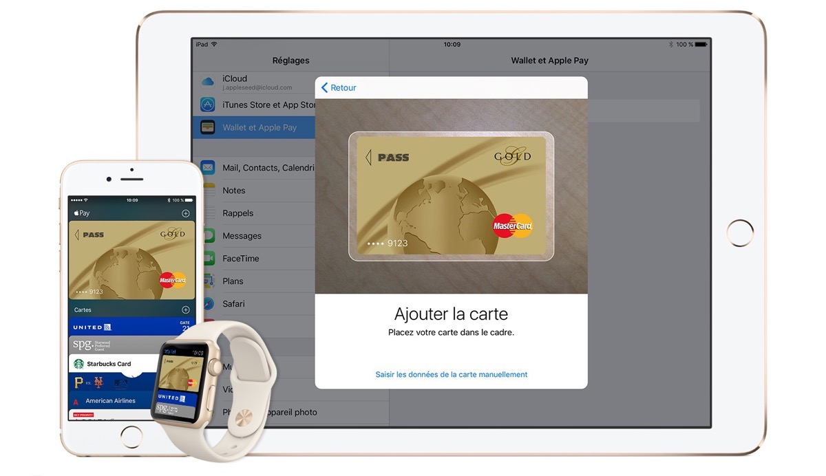 Apple Pay et fonctionnement