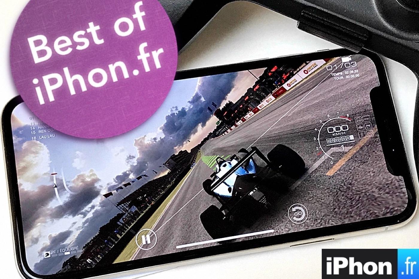 Top jeux 2017 iOS par iPhon.fr