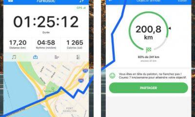 Dossier applis iPhone : 30 apps pour se (re)mettre au sport (suivi GPS, fitness, abdos, cardio, yoga et monitoring quotidien...) 15