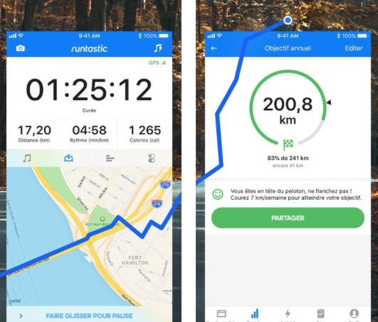 Dossier applis iPhone : 30 apps pour se (re)mettre au sport (suivi GPS, fitness, abdos, cardio, yoga et monitoring quotidien...) 1