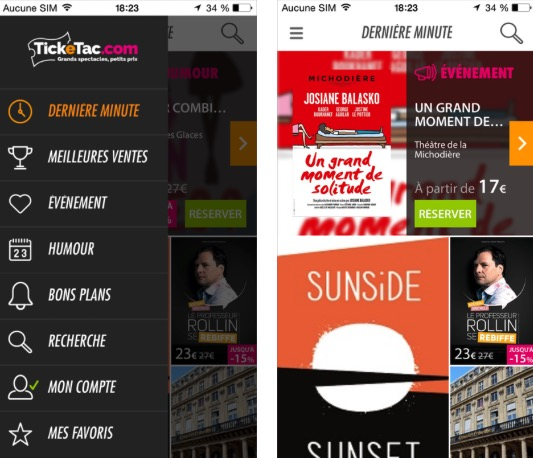 Dossier applications iPhone : plus de 10 applications pour sortir avec son iPhone 1