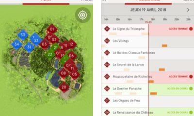 Dossier : les apps iPhone des parcs d'attractions + ambiance et grand-huit en VR et 360 9