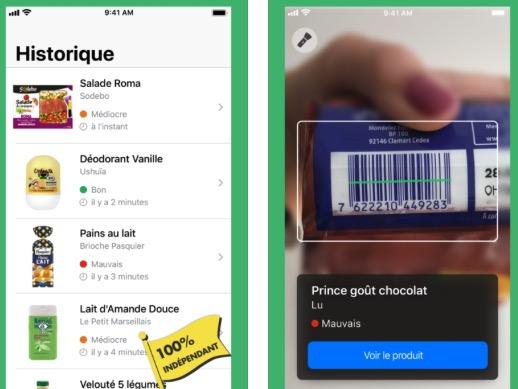 """Dossier applis : l'iPhone pour (aider à) sauver la planète avec des apps 100 % """"green"""" 1"""