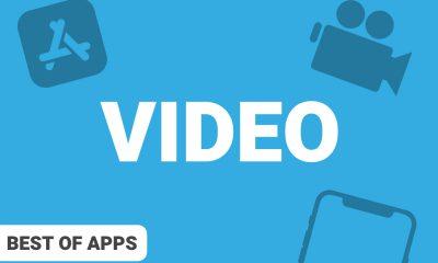 Dossier d'applications film et montage vidéo Phone & iPad