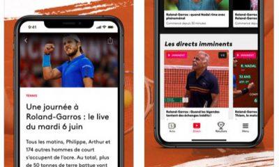 10 applis pour suivre et profiter de Roland-Garros sur iPhone et iPad 1
