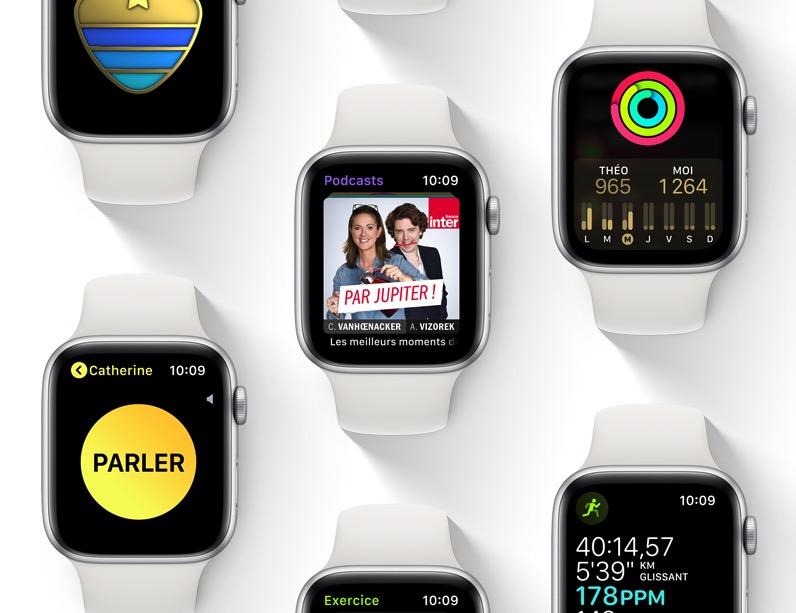 Tout ce qu'il faut savoir sur les nouveautés Apple Watch de watchOS 5 1
