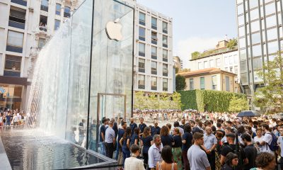 Apple ouvre un Apple Store emblématique à Milan : photos 33
