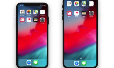 La définition supposée de l'iPhone X «Plus» est déjà largement supportée dans iOS 12 : captures 11