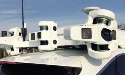 Des capteurs laser en développement chez Apple, pour sa solution de conduite autonome ? 7