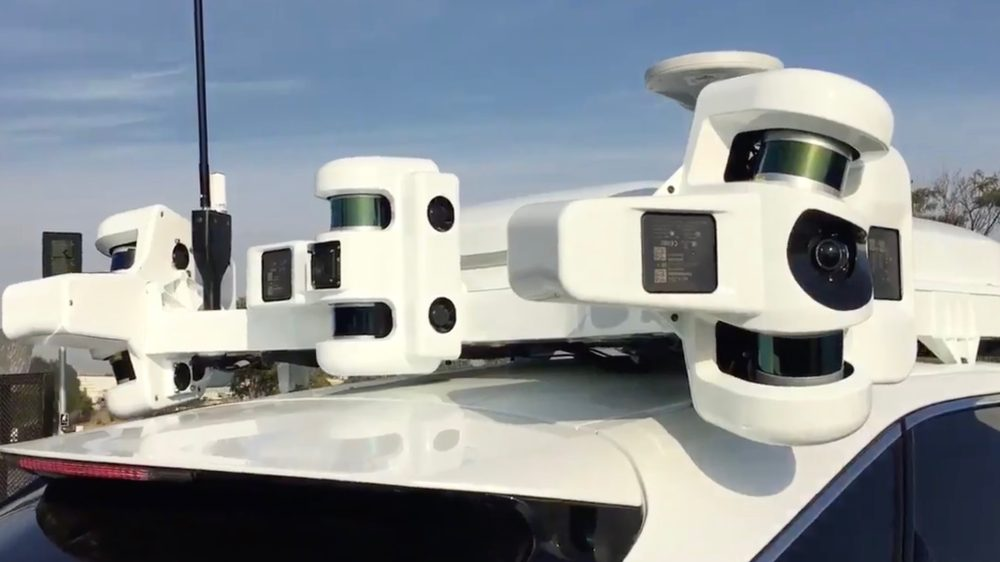 Des capteurs laser en développement chez Apple, pour sa solution de conduite autonome ? 1