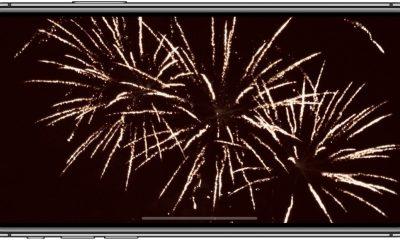 En pratique : 8 conseils pour réussir ses photos des feux d'artifice avec l'iPhone 33