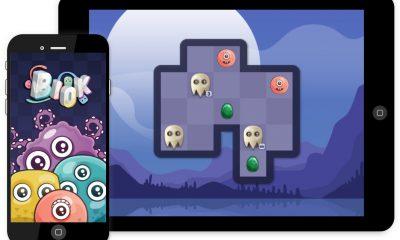 Test de Biok : de jolis petits monstres à déguster façon 2048 dans ce jeu de réflexion iPhone, iPad 5