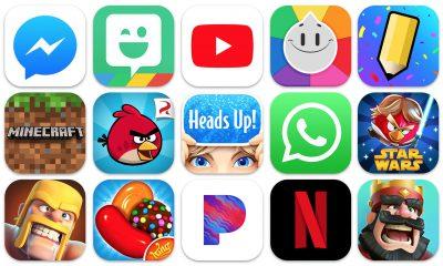 10 ans d'App Store : voici les apps qui ont passé le plus de temps en tête du magasin d'app iOS 11