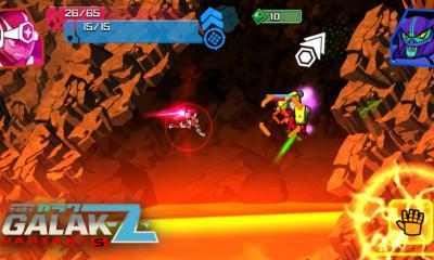 Galak-Z : les soldats de l'espace virevoltent dans des combats épiques sur iPhone et iPad 11