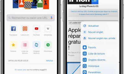 """Comment activer la nouvelle interface """"Material"""" dans Google Chrome sur iPhone, iPad (et Mac) 31"""