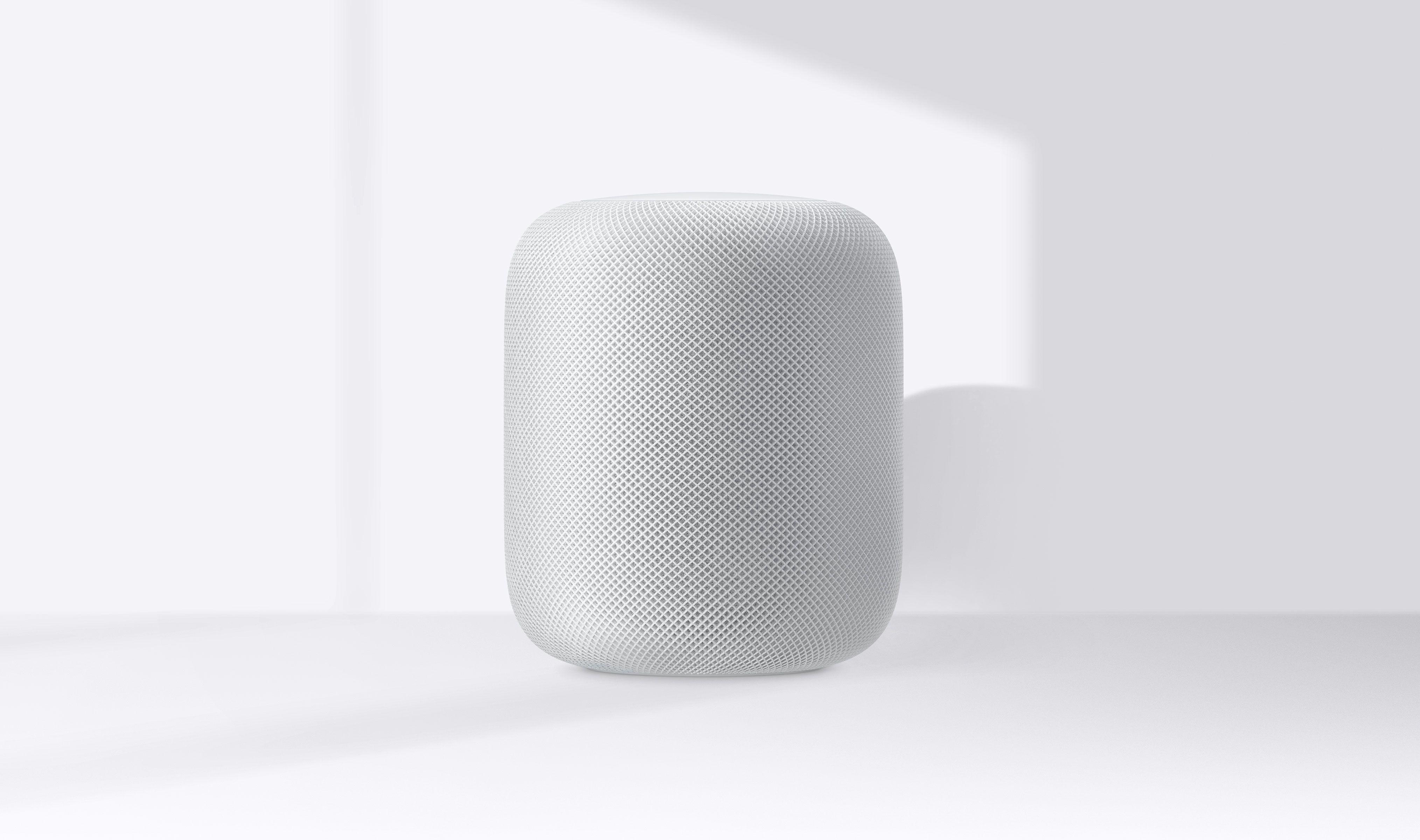 L'enceinte HomePod d'Apple devrait bientôt permettre les appels téléphoniques 1