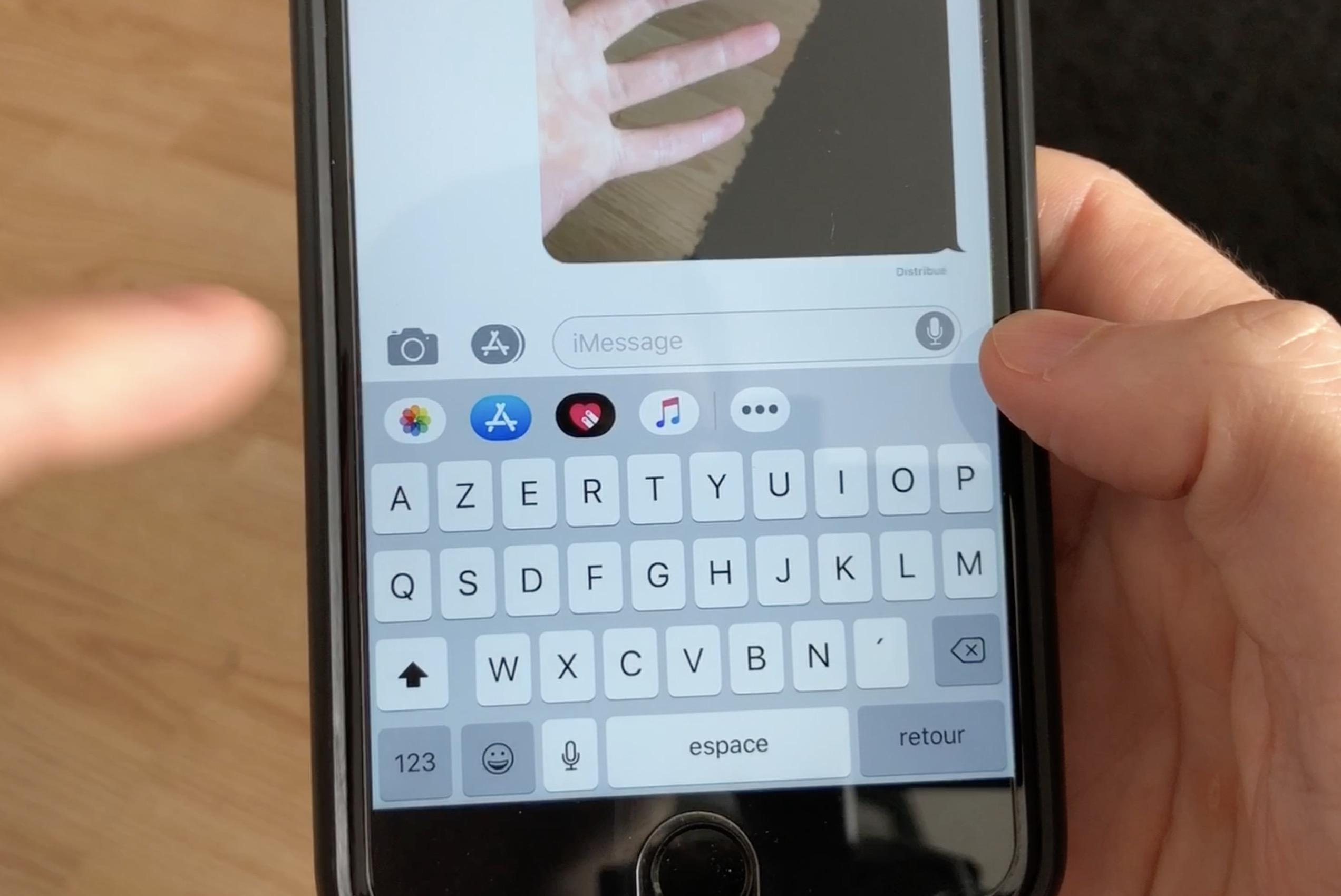 iOS 12 : mais comment fait-on pour envoyer des photos dans l'app Messages ? (vidéo) 1