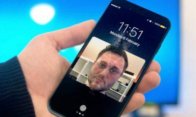 Apple travaille sur un Face ID encore plus sécurisé 3