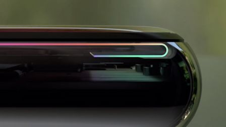 Ecran OLED flexible iPhone X
