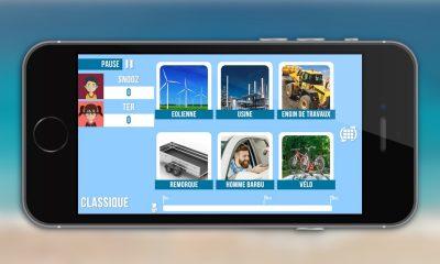 Vacances en apps #15 : la version iPhone d'un jeu bien connu, pour divertir les passagers sur la route ! 5