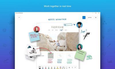 L'app tableau blanc collaboratif de Microsoft arrive bientôt sur iOS 15