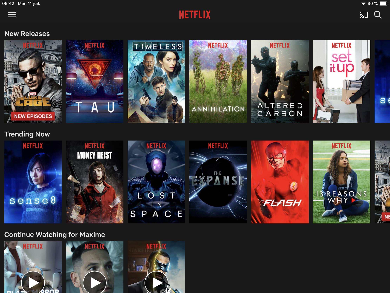 Netflix stoppe son offre d'abonnement via iTunes, une belle économie à la clé ! 1