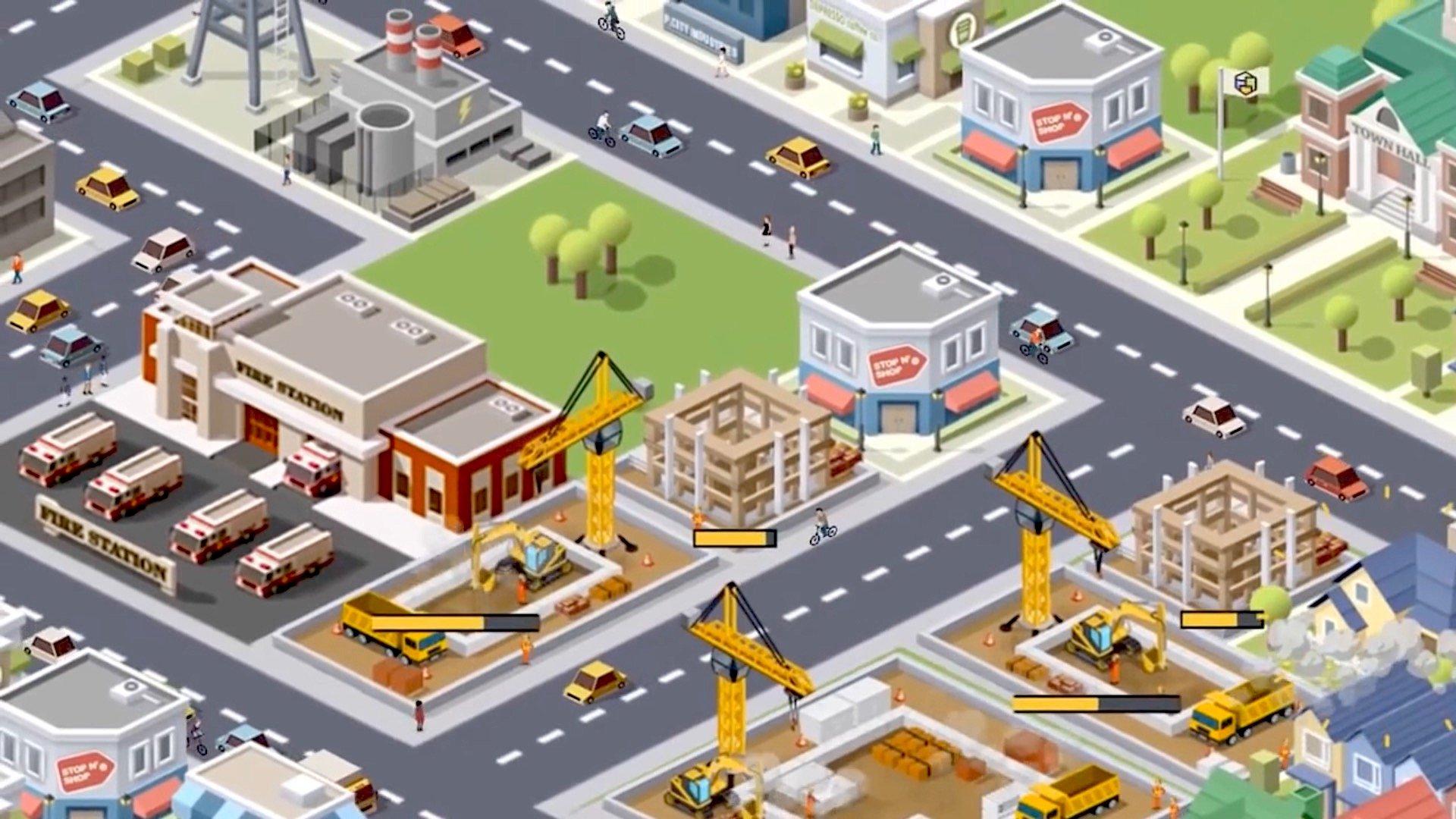 Pocket City : le jeu de gestion prometteur est disponible sur iPhone et iPad 1