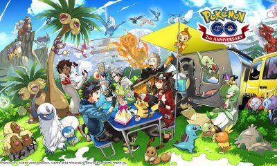 Teasing : de nouvelle créatures bientôt lancées dans Pokémon GO ? 17