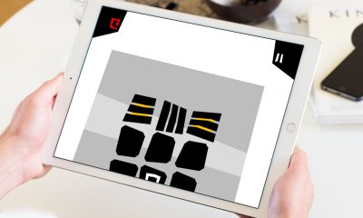 Test de Snake Time iPhone : guidez le serpent sur les bonnes cases de ce jeu au design… particulier 3