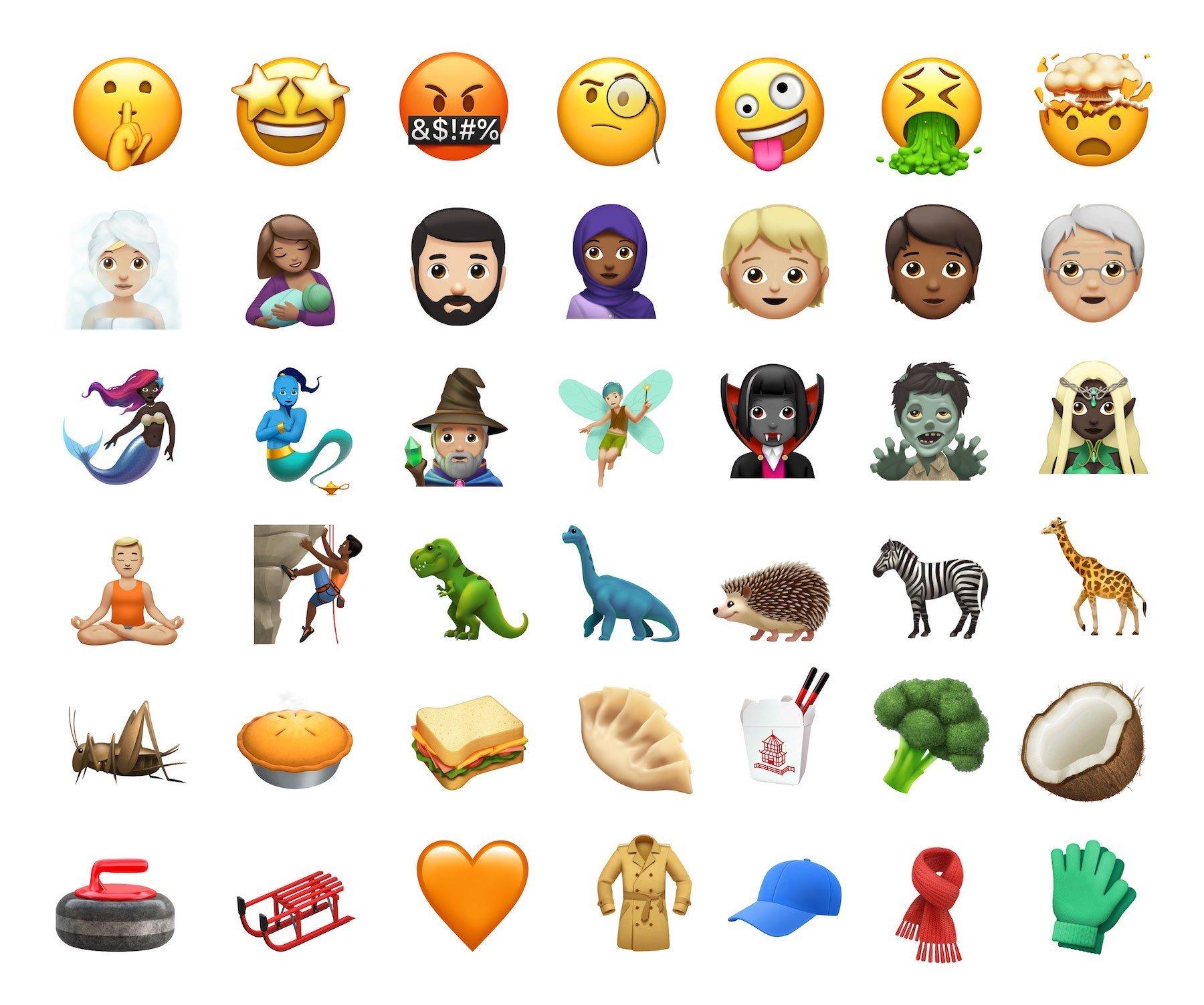 astuce ios   comment cr u00e9er ses propres raccourcis pour ins u00e9rer un emoji sur iphone et ipad
