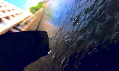 Jolie vidéo aquatique, réalisée avec un iPhone X ... sans aucune protection 27