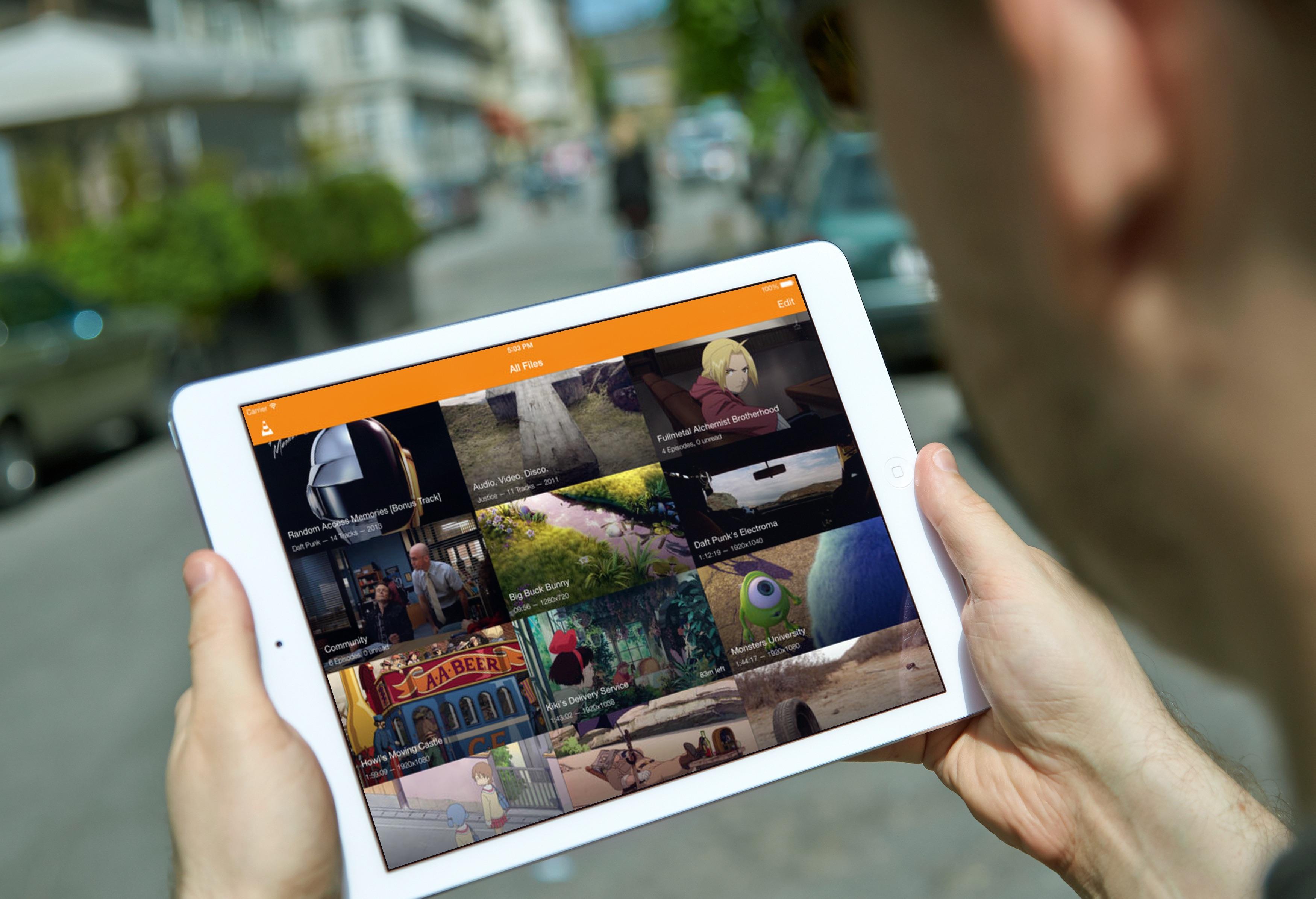 Le lecteur multimédia VLC veut offrir le streaming AirPlay sur Android 1