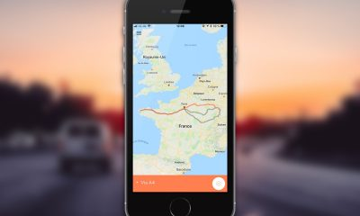 Vacances en apps #24 : planifier ses pauses sur la route des vacances grâce à cette app iPhone 1