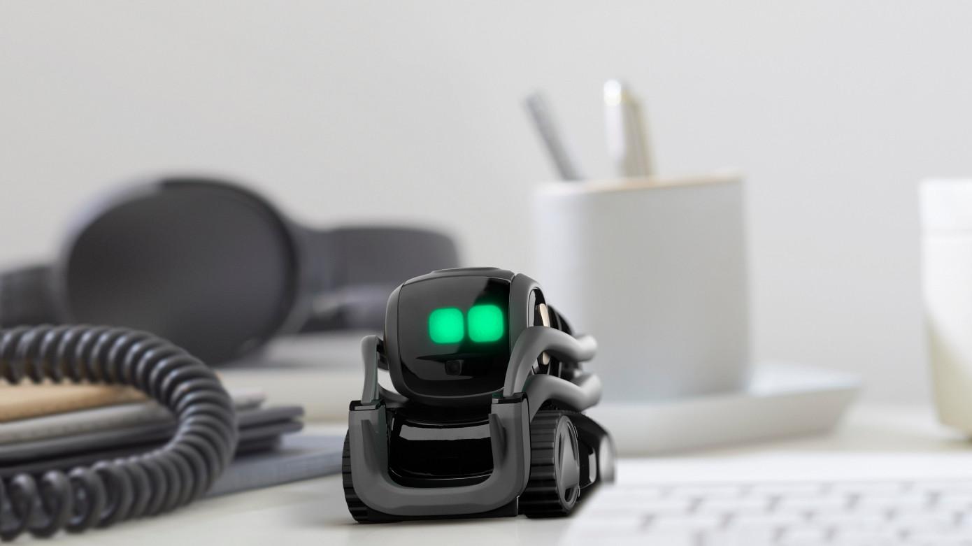 Cozmo, le robot connecté  d'Anki a un petit frère, plus puissant : Vector ! 1