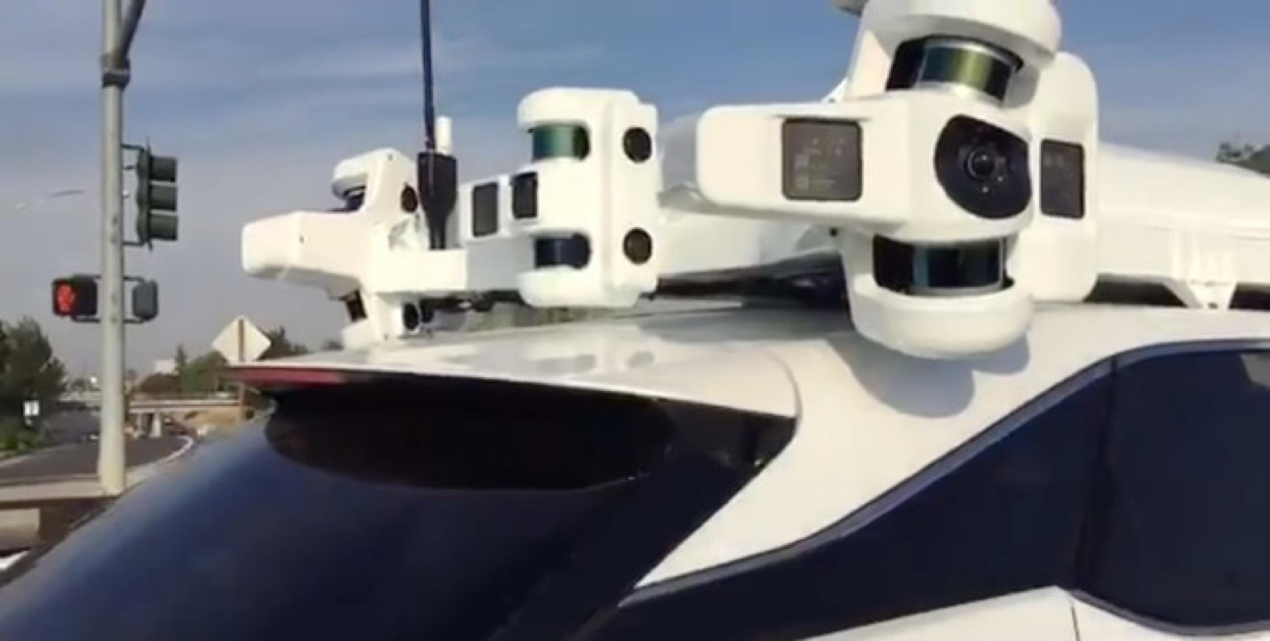 Apple partage des détails sur l'architecture adoptée pour la conduite autonome 1