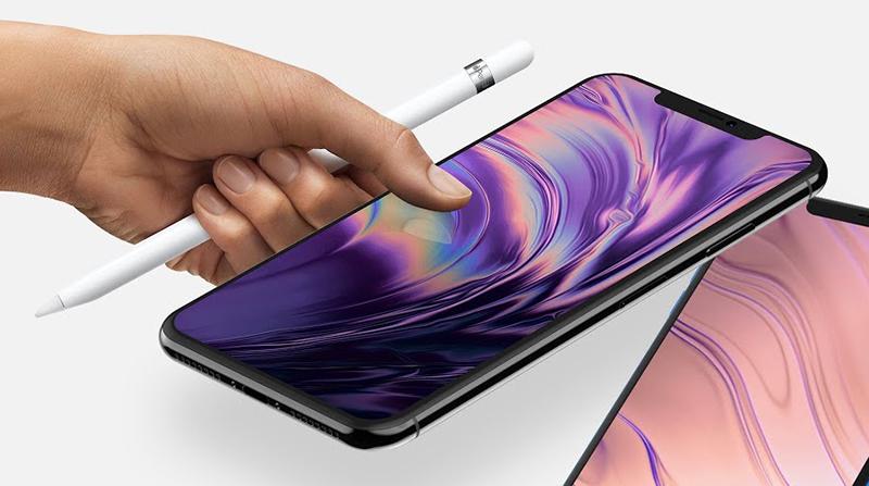 Une seconde rumeur affirme que les iPhone X 2018 OLED seraient compatibles avec le stylet Apple 1