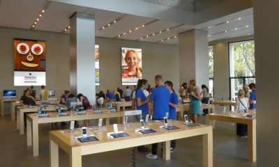 Des clients d'un Apple Store interpellent des voleurs en train d'arracher iPhone et Mac 25