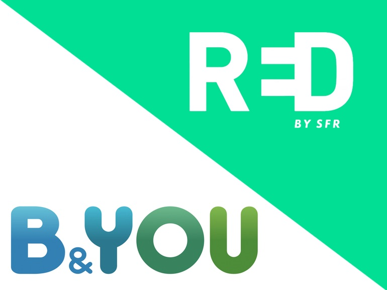 Dernier jour - Promos forfaits B&You et SFR Red prolongées : illimité + 20 Go à 5 € mensuels (MàJ) 1