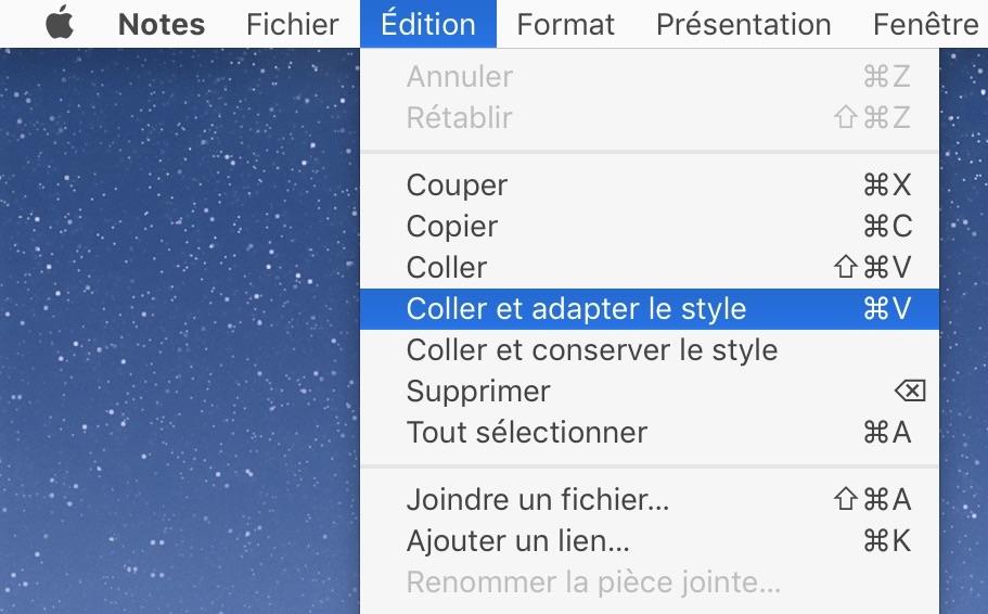 """Astuce Mac : comment transformer le Copier-Coller pour le rendre enfin """"simple"""" et éviter de coller du texte enrichi 1"""