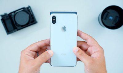 Comparaison en images : les (presque) iPhone 2018 aux côtés du grand Galaxy Note 9 17