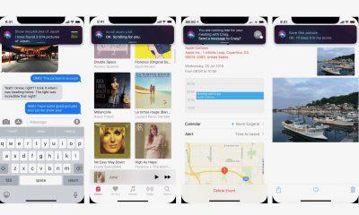 Et si Siri était moins intrusif sur iOS : un concept intéressant à découvrir en images 25