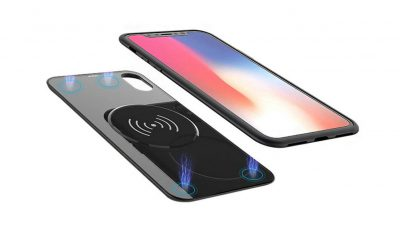En promo flash : batterie externe à induction et sa coque pour recharger l'iPhone X 23