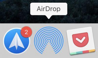En pratique : comment ajouter un raccourci vers AirDrop dans le dock Mac 25
