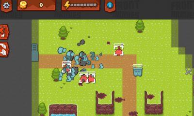 Retour aux sources du RTS avec Front Armies, nouveau jeu iPhone, iPad au design minimaliste 35