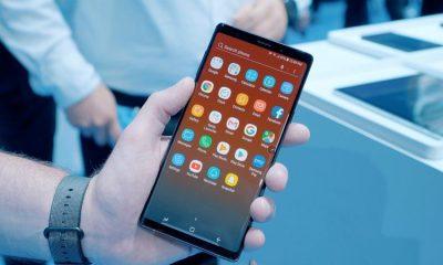 Samsung présente son nouveau Galaxy Note 9, la montre Galaxy Watch et une enceinte connectée Galaxy Home 21