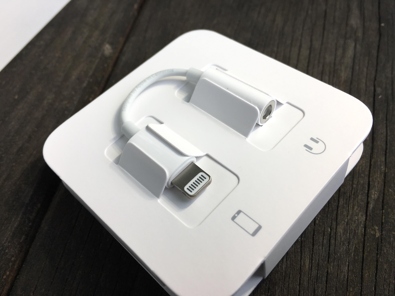 «Courage» phase 2 : l'adaptateur pour prise casque ne serait plus livré avec la gamme iPhone 2018 1