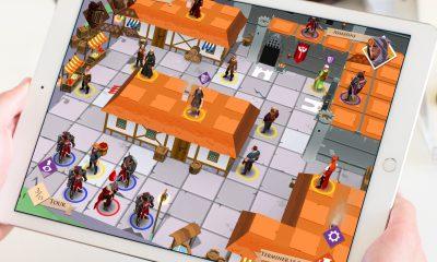 """On a éliminé le roi tyran de """"King and Assassins"""", adaptation iOS réussie du jeu de plateau et de stratégie 31"""