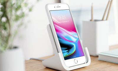 """Logitech lance son chargeur sans-fil pour iPhone : """"Powered"""" 5"""
