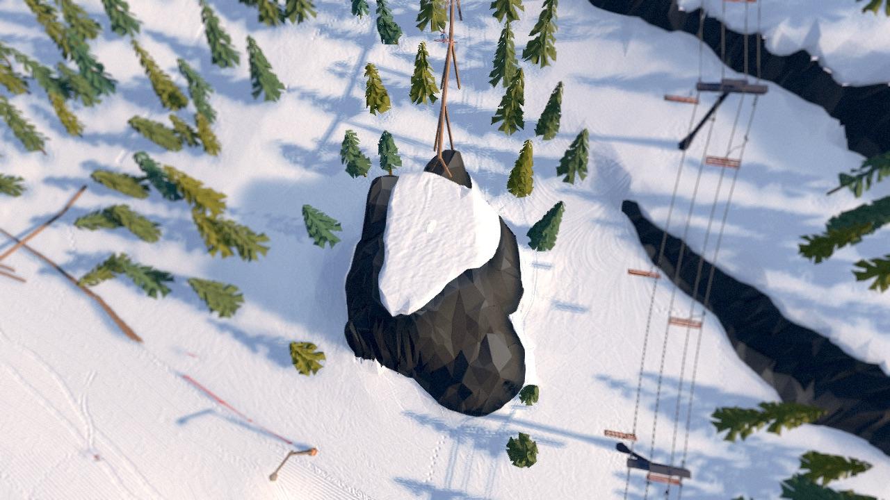 Grand Mountain Adventure : premières images du ... meilleur jeu de ski mobile ? 1